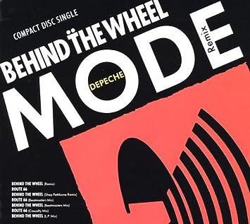 depeche mode behind the wheel