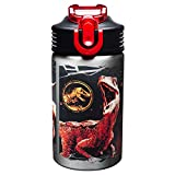 Zak Designs Jurassic World 2 15 oz. stainless steel bottle, Jurassic World 2