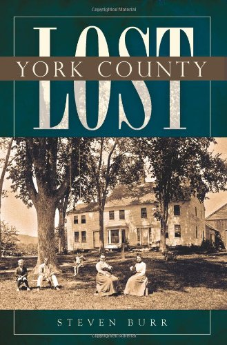Lost York County - Kittery In Stores