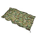 Yosoo Army Tactical Military Style Green Woodland Camouflage Camo Netting Nets Net, for Wargame, Camping, Hunting, and Other Outdoor Activities