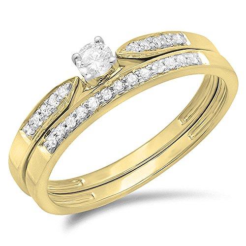 0.25 Ct Engagement Ring - 4
