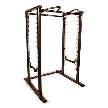 Inspire Fitness Rack de potencia - resistente esqueleto jaula ...
