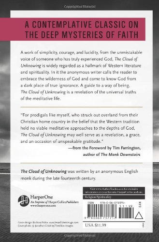 The Cloud of Unknowing and Other Works Penguin Classics