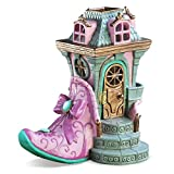 Georgetown Home & Garden Miniature Pink Slipper Chateau Fair House Garden Decor For Sale