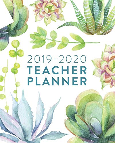 2019-2020 Teacher Planner (2019 ...