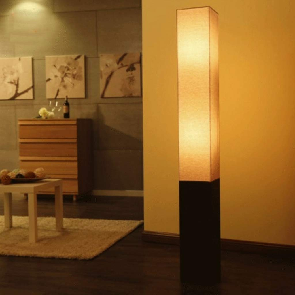 Lámparas de pie Sala Lámpara Americana Moderna Minimalista ...