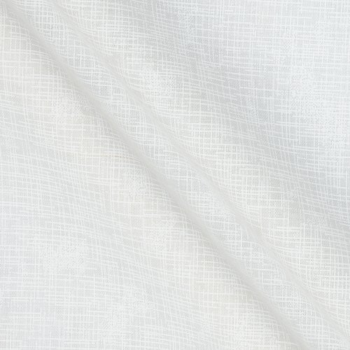 Robert Kaufman Quilters Linen Print White Fabric by The -