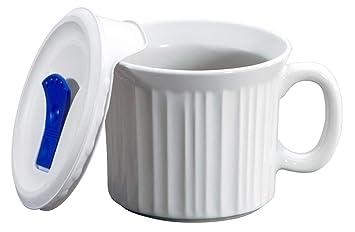 Amazon.com: Corningware Colours - Taza con tapa, Empaque ...