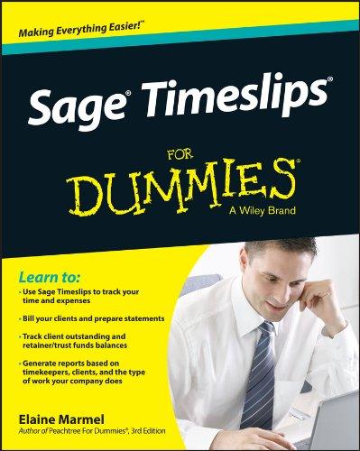 Download Sage Timeslips For Dummies Pdf