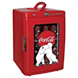 Koolatron Coca–Cola Fridge portable – Red