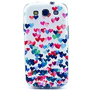 YULIN Samsung S3 I9300 compatible Graphic/Special Design TPU Back Cover