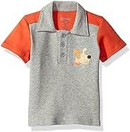 Zutano Baby-Boys Color Blocked Polo Shirt