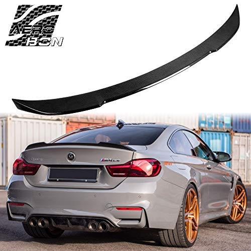Spoiler Carbon Rear - Real Carbon Fiber Rear Trunk Spoiler For 13-18 3er F30 Sedan/ F80 M3 (CS Type)