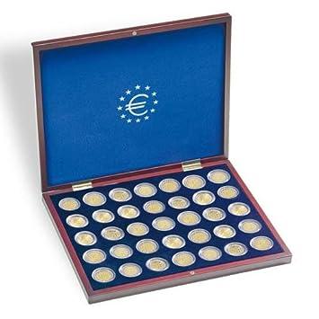 Estuche para monedas VOLTERRA UNO de Luxe, con 35 cápsulas à ...