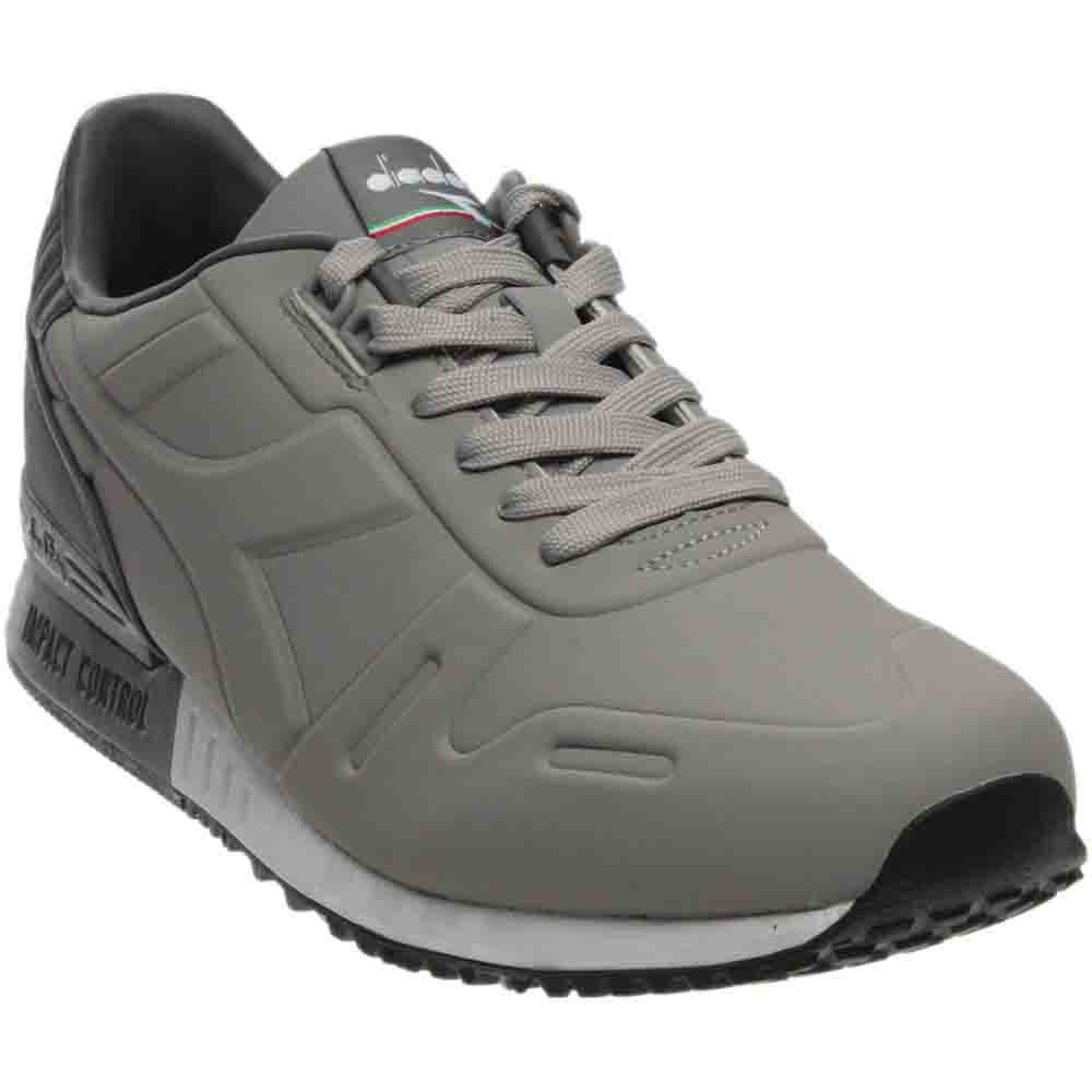 Diadora Titan N 2 Skateboarding Shoe, Ash Steel Gray, 11.5 M US by Diadora