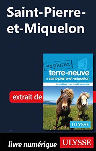 Saint-Pierre-et-Miquelon (French Edition)