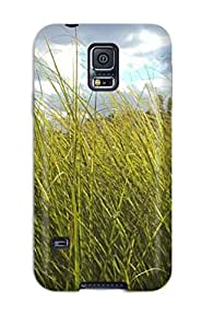 Kyle Shaner Case Cover Protector Specially Made For Galaxy S5 Grass Earth Nature Other