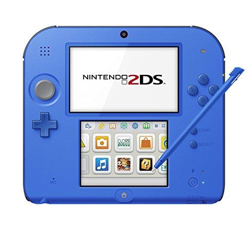 ニンテンドー2DS本体 ブルー