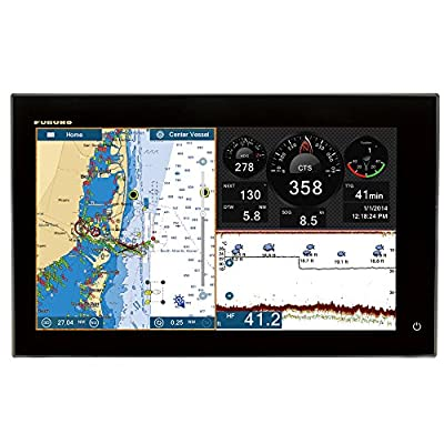 Furuno TZTL12F Nav Net TZ Touch2 MFD Chart Plotter & Fish Finder, 12.1 in. by Furuno