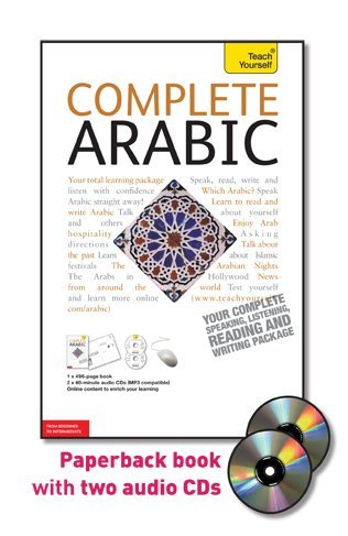 Complete Arabic with Two Audio CDs: A Teach Yourself Guide (Teach Yourself Language)