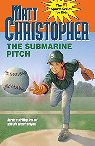 book cover of The Submarine Pitch