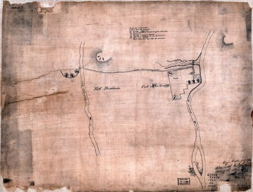 Civil War Map Reprint: Original maps of Forts Henry & Donelson and vicinity. (Fort Henry And Fort Donelson Civil War)