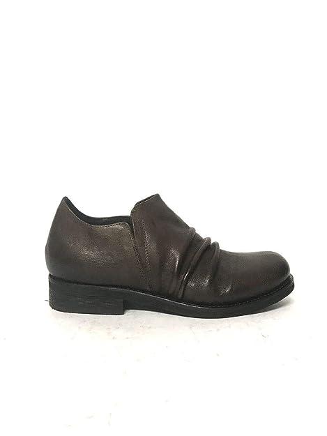 Mocasines de Mujer en Piel Vintage Antideslizante en Invierno.: MainApps: Amazon.es: Zapatos y complementos
