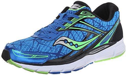Breakthru 5 11 Slime Running Shoe UK D M Saucony Blue dwAnqdY