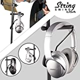 String Swing SH02 Stagehand Accessory Hook for Mic Stand or Music Stand