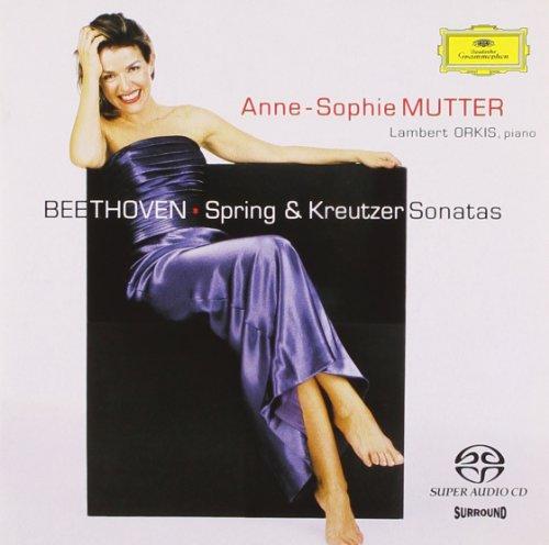 UPC 028947164128, Beethoven: Spring & Kreutzer Sonatas