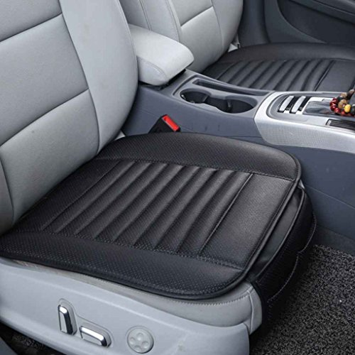 egal-black-vehicle-front-single-seat-cover-pu-leather-bamboo-charcoal-protector-mat-cushion-without-backrest