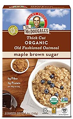 Dr. McDougall's Right Foods Organic Oatmeal