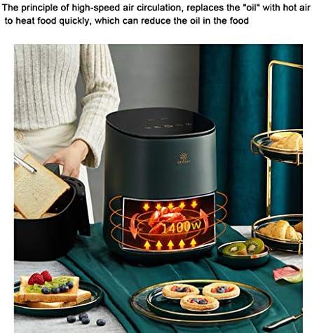 Friteuse multifonctionnelle Fryer Air Home Multifonctions 2.5L de Grande capacité sans Huile Fries Faible teneur en Gras Machine Air Fryer santé