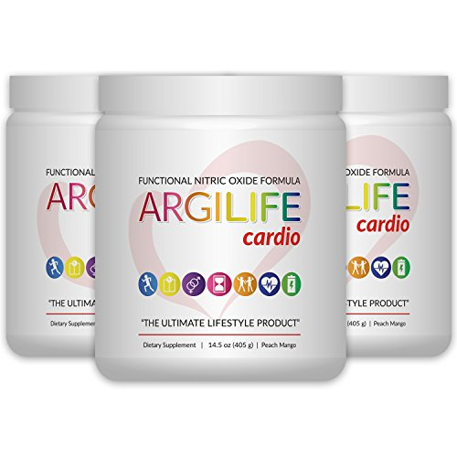 ArgiLife The Ultimate Cardio Product 3 pack by ArgiLife