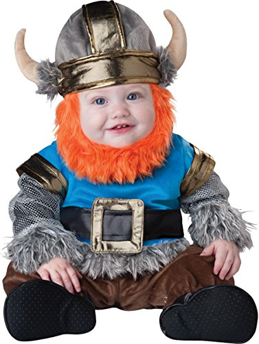 InCharacter Lil Viking Toddler 12-18 Month (Lil Viking Costume)