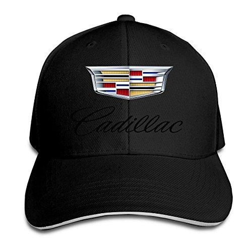 maneg-cadillac-logo-sandwich-peaked-hat-cap