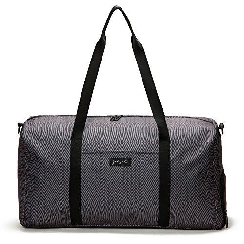 Jadyn B 22″ Women's Weekender Duffel Bag with Shoe Pocket – DiZiSports Store