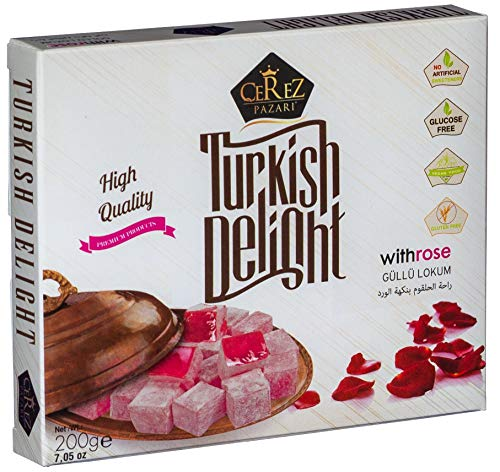 Turkish Delight Fantastic Rose