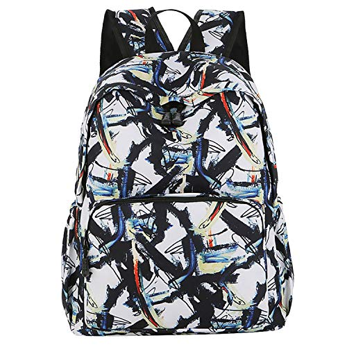 Women'S Ladies Fashion Leisure Large Capacity Multifunction Backpacks Quality Backpack Schoolbag,G