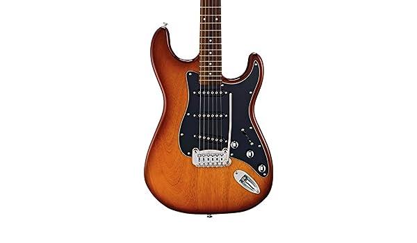 G & L Tribute S500, diapasón de palisandro para guitarra eléctrica, color sunburst: Amazon.es: Instrumentos musicales