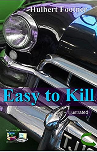 book cover of Easy To Kill