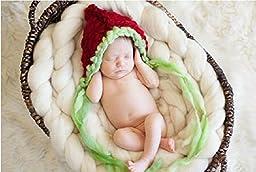 Top Roving Braid Wool Spinning Fiber newborn baby photography Photo props D-35