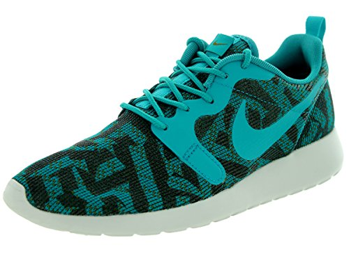 Bone Emerald Light Rosherun Baskets Radiant Nike Homme Green Basses z8xqS