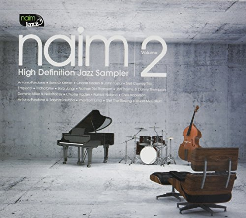 Price comparison product image Naim Hd Jazz Sampler Vol.2 (Audio / Data)