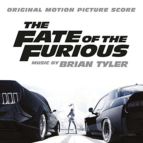 Vinilo : Brian Tyler - The Fate of the Furious (Original Motion Picture Score) (Gatefold LP Jacket, Silver, 180 Gram Vinyl, Limited Edition, Poster)