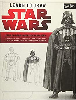Learn To Draw Star Wars Learn To Draw Favorite Characters
