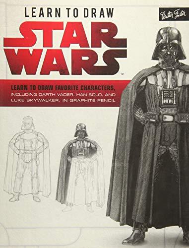 Luke Skywalker Theme - Learn to Draw Star Wars: Learn