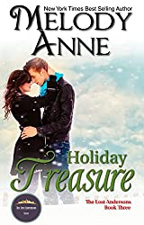 Holiday Treasure (The Lost Andersons - Book Three) (Billionaire Bachelors 10)