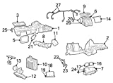 Mopar 5073364AA Air Conditioning Switch
