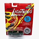 Johnny Lightning Custom Continental (Dark Green) Commemoratives Series 2 Limited Edition 1995 Playing Mantis 1:64 Scale Die Cast Vehicle